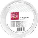 Stretch Magic Gummifaden 0,5mm / 5m transparent