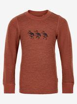 Woll-Shirt Ente