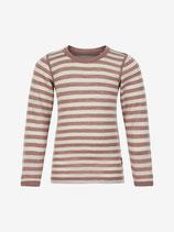 Woll-Shirt Mauve