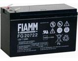 Batteria al piombo per motori TAG IAME X30, ROTAX MAX, ROK ecc..