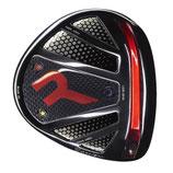 RODDIO ドライバーSデザインオーバーサイズ(ブラック・R-Tune)/TTシリーズシャフト