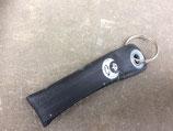 K.W.D Design Schlüsselschlaufe Schlauch schwarz/Driven