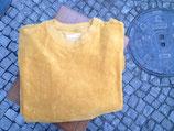 Langbrett Frotte Sweater gelb         Größe XL