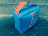 Tita Berlin Die Handliche Kulturtasche/Lunchbag hellblau