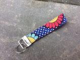 Bolleby Schlüsselband Upcycling Luftmatratze -  bunt