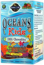 Ozeane Kids® DHA Chewables™