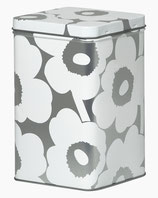 Marimekko Unikko tin box 102x102x175mm- Dose Metall