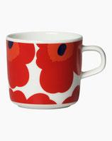 Marimekko Oiva/Unikko coffee cup 2 dl- Tasse
