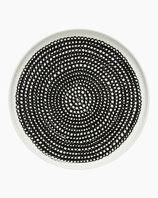 Marimekko Oiva/Siirtolapuutarha plate 20cm plate -20 cm- Teller