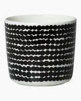 Marimekko Oiva/Siirtolapuutarha coffee cup 2 dl ohne Henkel- Tasse