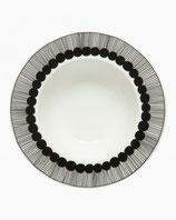 Marimekko Oiva/Siirtolapuutarha deep plate 20 cm- Teller