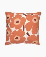 Marimekko Pieni Unikko Cushion Cover 50x50cm orange- Kissenbezug