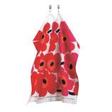 Marimekko Unikko kitchen towel  47x70cm 2pcs- Geschirrtuch 2er Set