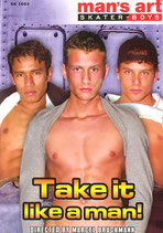 Take It Like A Man! DVD