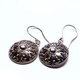 oorbellen zilver Bali 001