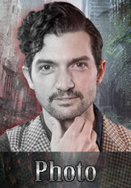 David Alpay Photo Op BERLIN