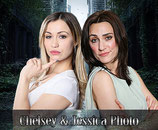 Chelsey & Jessica Double Op VIENNA