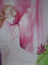 Göttin mit der erlösenden Kraft  (Poster A4) handsigniert