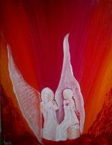 Die Begegnung mit einem Engel