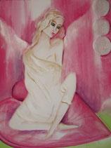 Göttin mit der heilenden Kraft  (Poster A4) handsigniert