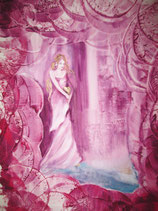 Göttin der herzlichen Schönheit (Poster A4) handsigniert