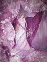 Göttin mit der erkentnisreichen Spiritualität  (Poster A4) handsigniert