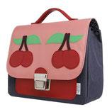 JEUNE PREMIER - It Bag MINI Cherry - 30,5x25,5x10cm