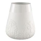 RÄDER vase Fleurs - porcelaine - H:26cmxD:24cm