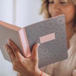 ARTEBENE - blush - carnet de note A5 -