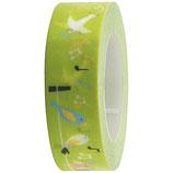 RICO tape oiseaux - 15mmx10m