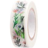 RICO tape Millefleur - 1,5cmx10m