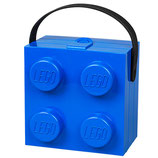 LEGO boîte à lunch bleu - 16x10x16cm