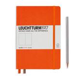 LEUCHTTURM hardcover - notebook A5 - Orange