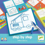 DJECO Arthur & co - step by step +4ans