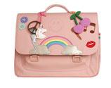 JEUNE PREMIER - It bag Midi Lady Gadet Pink - 38x29x14,5cm - 14L