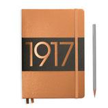 LEUCHTTURM metallic edition - notebook A5 - cuivre