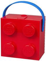 LEGO boîte à lunch rouge - 16x10x16cm