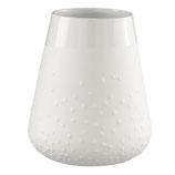RÄDER vase Pois - porcelaine - H:20cmxD:18cm