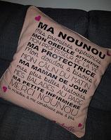 """Coussin """"Nounou"""""""