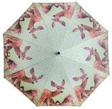 Regenschirm Rehe