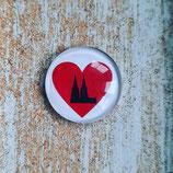 Dom in rotem Herz