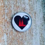 Dom in schwarzem Herz