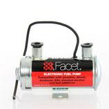 FACET Red/Silver Top Kraftstoffpumpe Universal