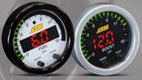 AEM Serie X Aufladung-oder Kraftstoffdruckanzeige (30-0309)