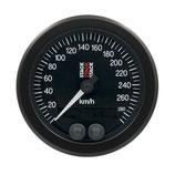 STACK Tachometer/ Geschwindigkeitsanzeige mit GPS Sensor