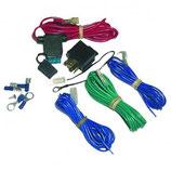 Elektrik-Montagekit für Lampenträger