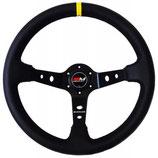 MOTAMEC Motorsport-Lenkrad Deep Dish - verschiedene Farben und Materialien