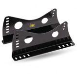 OMP Sitzkonsole - Stahl - 3 mm - schwarz