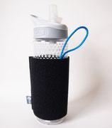 Buddel Slauch - Trinkflaschenhalterung für Segler