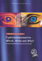WVAO Bibliothek Band 18 - Funktionaloptometrie - which, when and why?